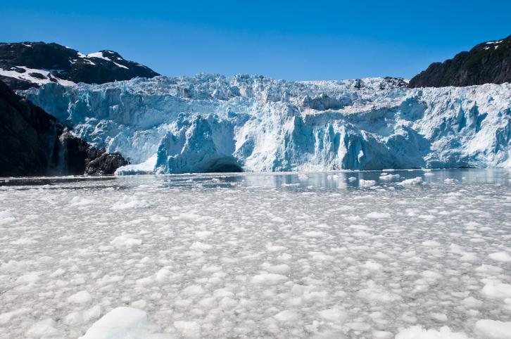 Kenai Fjords in Alaska
