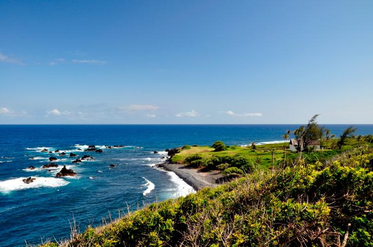 Wunderschöne Küstenstreifen auf Maui - Hawaii