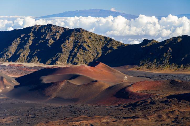 Die beeindruckende Vulkan Landschaft von Hawaii