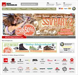 Bergfreunde Online Shop