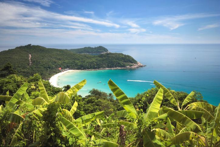 Die schönsten Strände Malaysias - Traumstrände auf den Inseln Penang und Langkawi