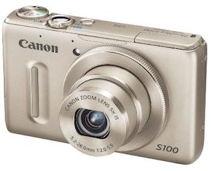 Canon PowerShot S 100