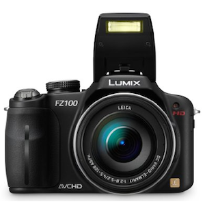 Panasonic Lumix DMC-FZ-100