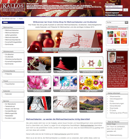 Kallos.de Screenshot