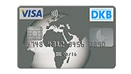 DKB Cash Girokonto und VISA Kreditkarte