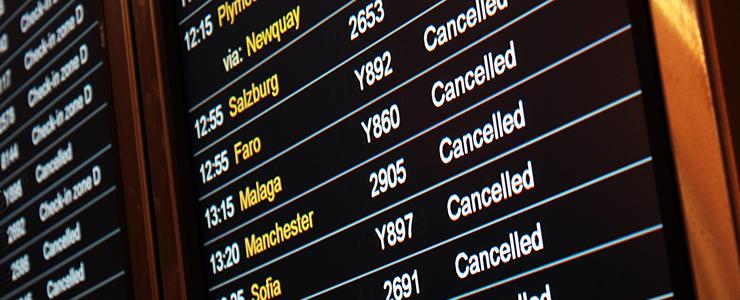 Fluggastrechte – Welche Rechte habe ich bei Flugausfall oder Verspätung?
