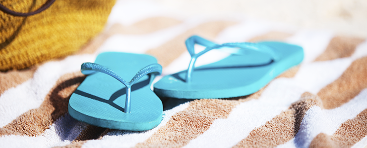 Handtücher im Backpacking-Urlaub mitnehmen? Ja oder nein?