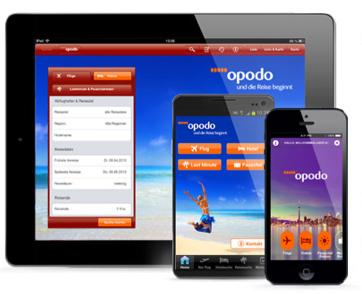Opodo Apps