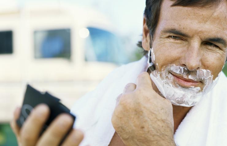 Wann ist der perfekte Zeitpunkt für eine Rasur vor dem Urlaub?