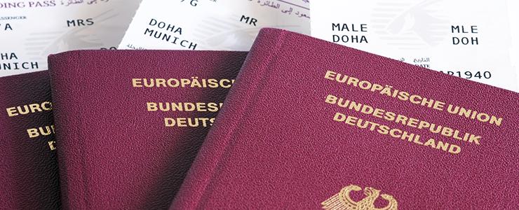 deutscher pass kosten