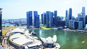 Reiseführer Asien: Von traumhaften Stränden in Malaysia zur Metropole Singapur