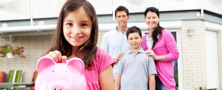 Spartipps für Familien – Wie kann ich im Alltag mit der gesamten Familie Geld sparen?