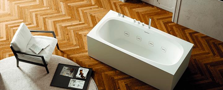Freistehende Badewannen – Ein Hauch Luxus und Wellness im eigenen ... | {Bad mit freistehende badewanne dachgeschoss 26}