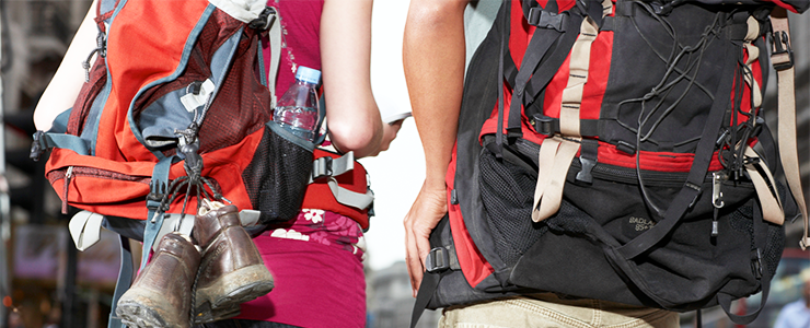 Backpacking Reiseziele – Welches sind die besten Länder und Regionen für Backpacker?