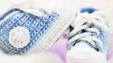 Krabbelschuhe und Lauflernschuhe: Worauf Sie beim Kauf achten sollten