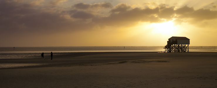 Reiseführer St. Peter-Ording – Kurzurlaub und schöne Tage an der Nordsee