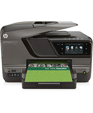 HP OfficeJet Pro 8600 Plus Test