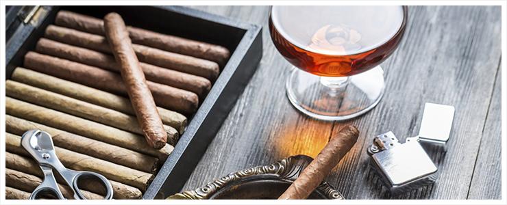 Kuba - Rum / Zigarren