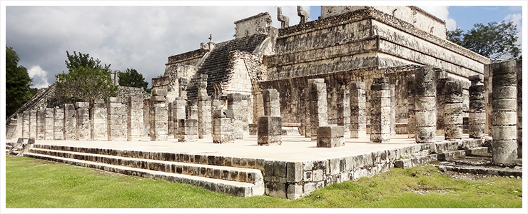 Chichen Itza - Tempel