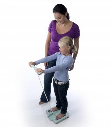 personenwaage körperfett test