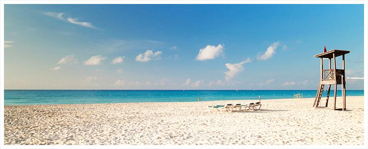 Playa del Carmen - Sandstrand