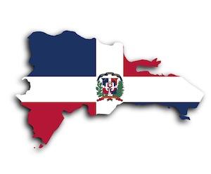 Bildquelle: ©michaklootwijk / iStock - Landkarte Dominikanische Republik