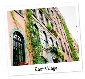 Unterkünfte in East Village