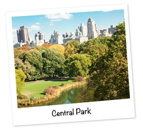 Unterkünfte am Central Park