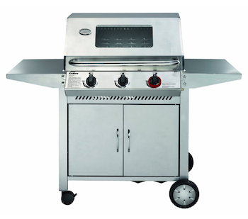 Amazon.de: Enders 82226 Gasgrill Monroe 3 S Turbo