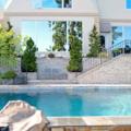 Pool im Garten: Titelbild