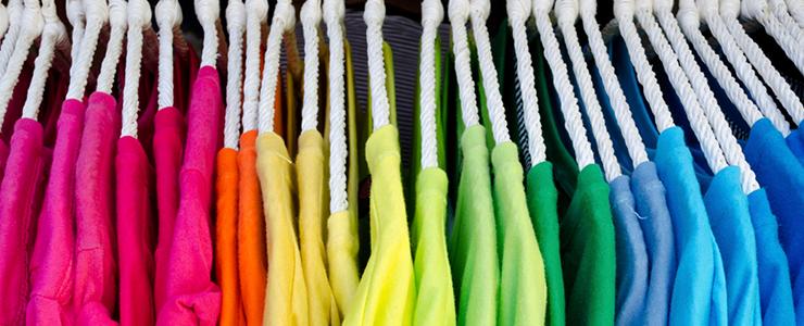 Die Trendfarben im Frühling/Sommer 2014