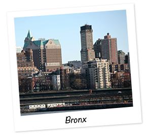 Unterkünfte in der Bronx