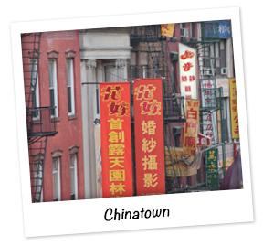 Unterkünfte in Chinatown