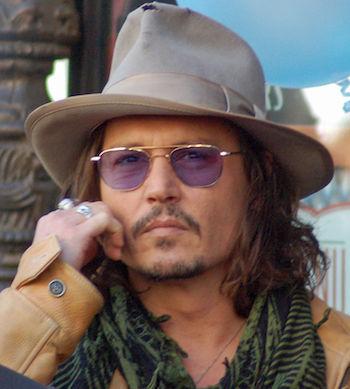 """In seinem Film """"The Tourist"""" nutzt Johnny Depp die E-Zigarette und macht viele Menschen erstmals darauf aufmerksam."""