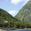 st.lucia berge