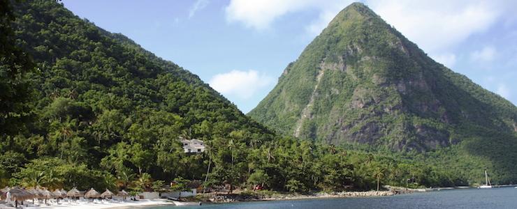 St. Lucia Reiseführer: die Insel der beiden Berge
