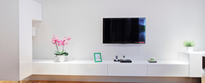 tv wandhalterung test und ratgeber die perfekte halterung. Black Bedroom Furniture Sets. Home Design Ideas