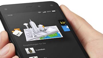 Amazon Fire Phone im Test: Soll ich mir das erste Smartphone von Amazon kaufen?