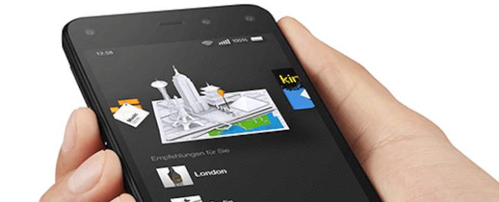 Amazon Fire Phone Test: Soll ich mir das erste Smartphone von Amazon kaufen?