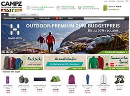 Campz.de Online Shop
