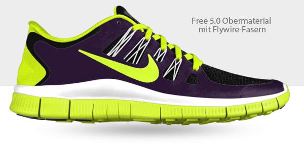 Nike Free Flywire