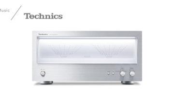 Technics mit Comeback – Zwei neue Hifi-Serien im gehobenen Preissegment!