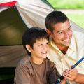 Wildnis - Natur und die Familie