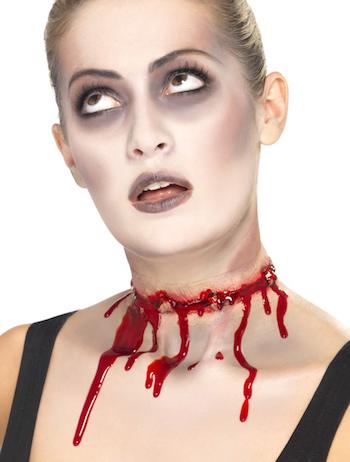 Wie Werde Ich Zum Vampir Schnelle Schminktipps Fur Halloween