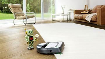 Zum Verlieben tüchtig – der Kobold VR200 Saugroboter von Vorwerk