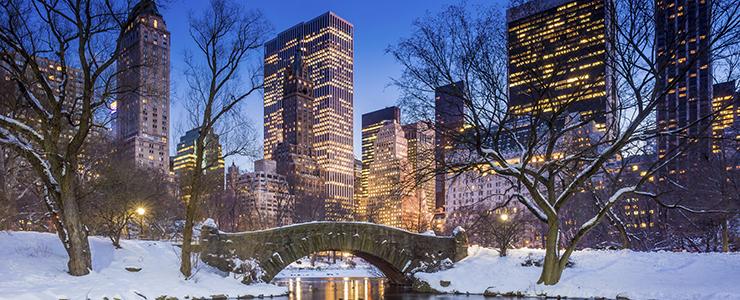 Ein New York Besuch im Winter hat ganz besondere Reize