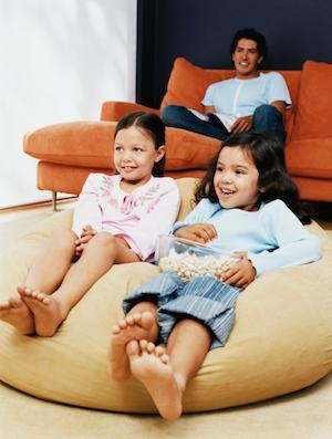 Sitzsack für Kinder