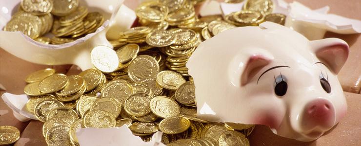 Wie sicher ist mein erspartes Geld bei einer Bank? Wo kann ich am sichersten sparen?