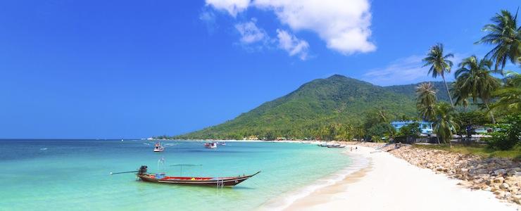Reisetipp: Beste Reisezeit für Thailand