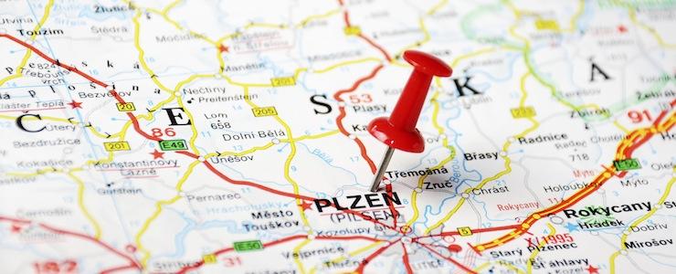 Kulturhauptstadt 2015 Pilsen – mehr als nur eine Biermetropole